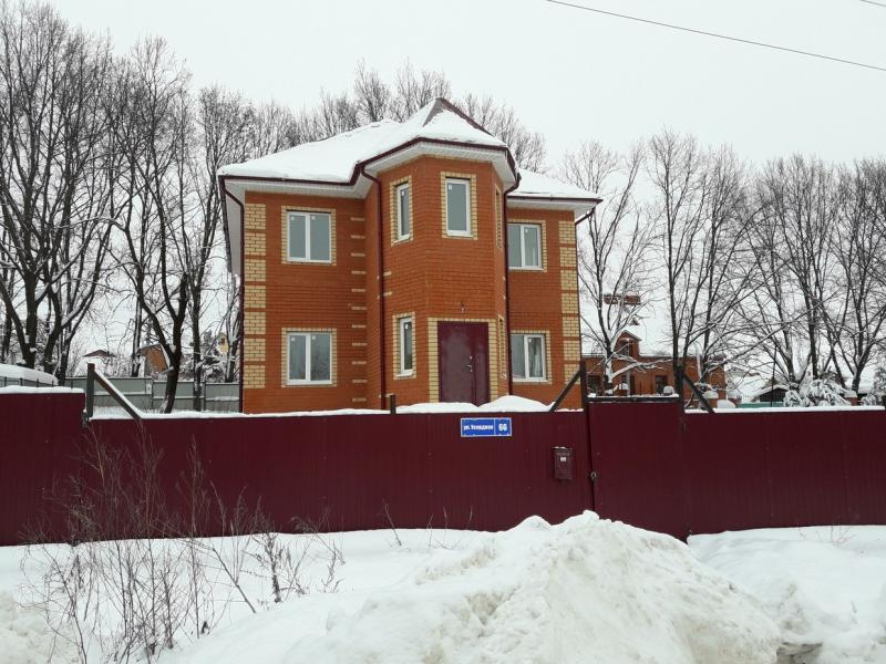 Продажа  дома п. Привольный, ул Усердная, 208 м2  (миниатюра №3)
