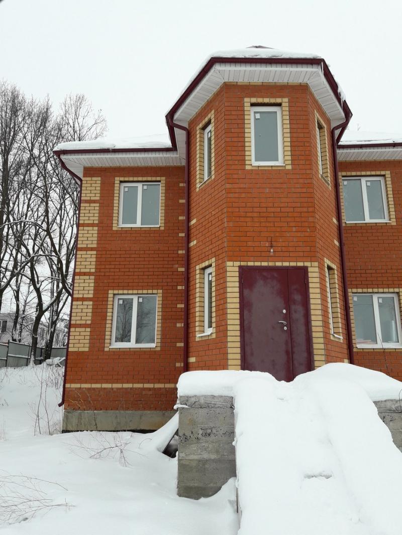 Продажа  дома п. Привольный, ул Усердная, 208 м2  (миниатюра №2)