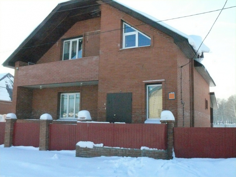 Продажа  дома п. Мирный, ул Кызыл Яр, 161 м²  (миниатюра №3)