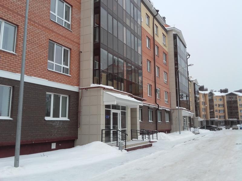 Продажа 2-к квартиры Старо-Аракчинская ул, 41 Б