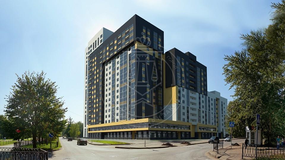 Продажа 3-к квартиры Карбышева ул, 50