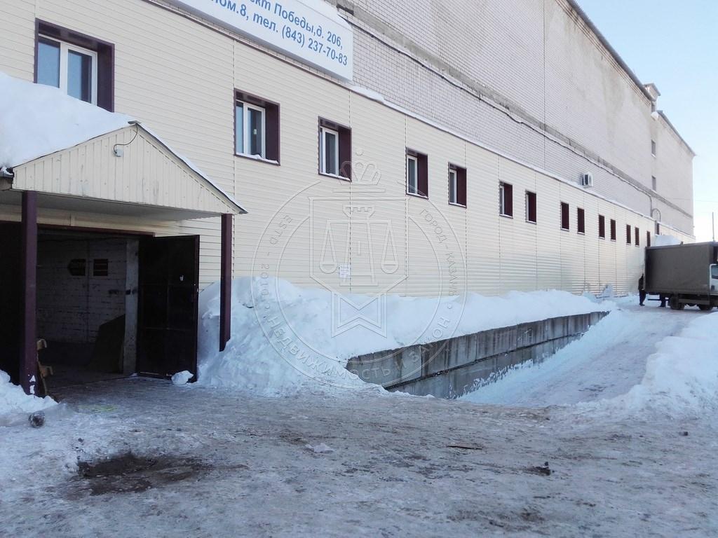 Аренда  склады, производства Победы пр-кт, 206