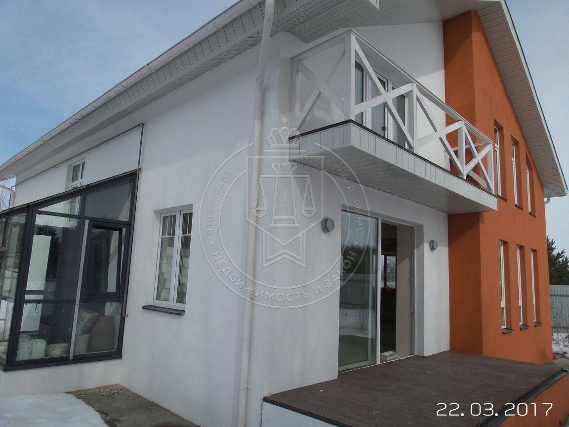 Продажа  дома пос. Калинино, ул Кленовая, Высокогорский район, 22