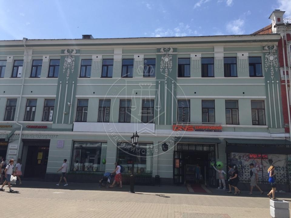 Продажа  офисно-торговые Баумана ул, 68