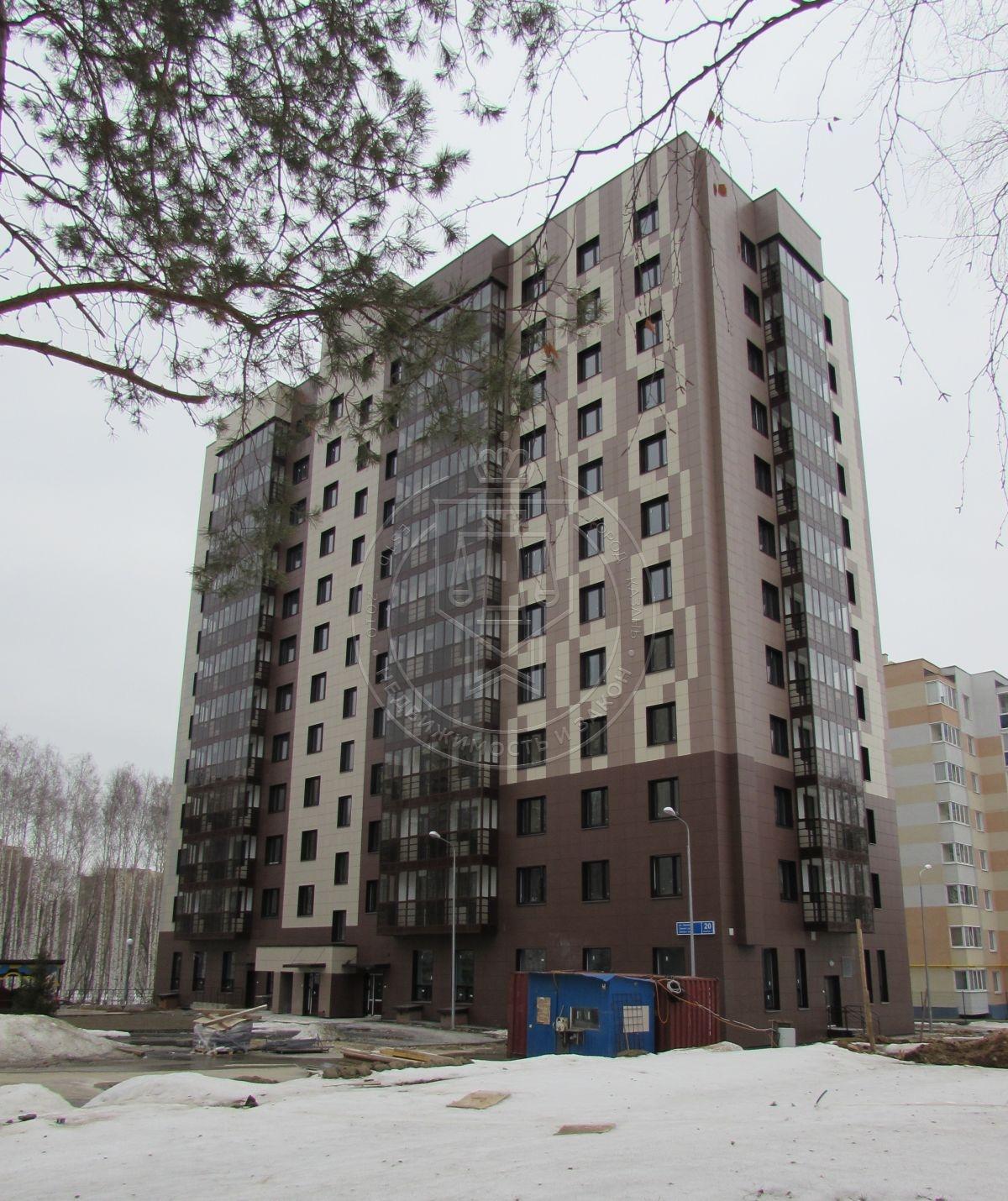 Продажа 2-к квартиры Закиева ул, 20