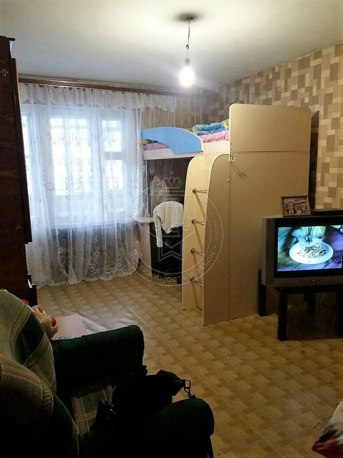 Продажа 1-к квартиры Минская ул, 36
