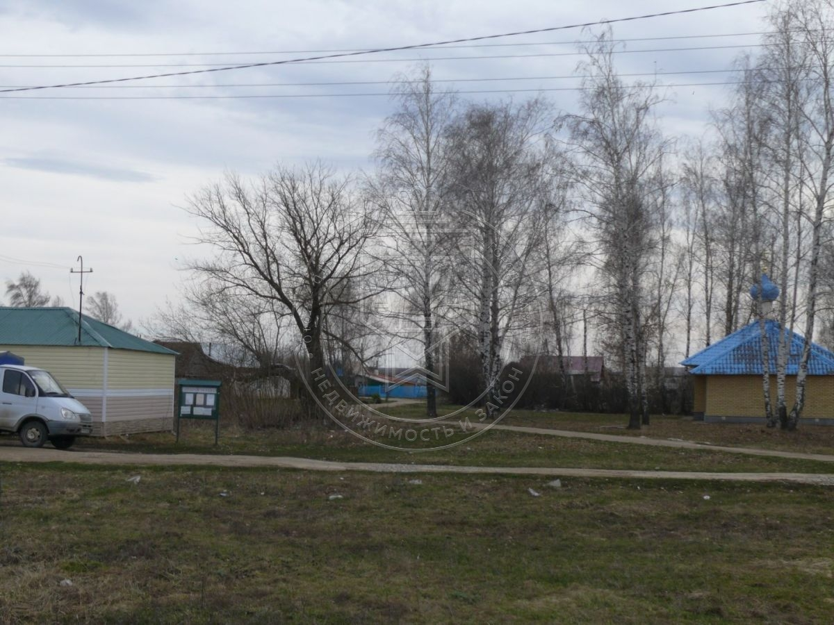 Продажа  участка с. Рождествено ул Центральная  Лаишевский район