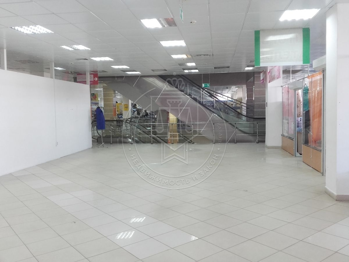 Аренда  помещения свободного назначения Ямашева пр-кт, 51 Б
