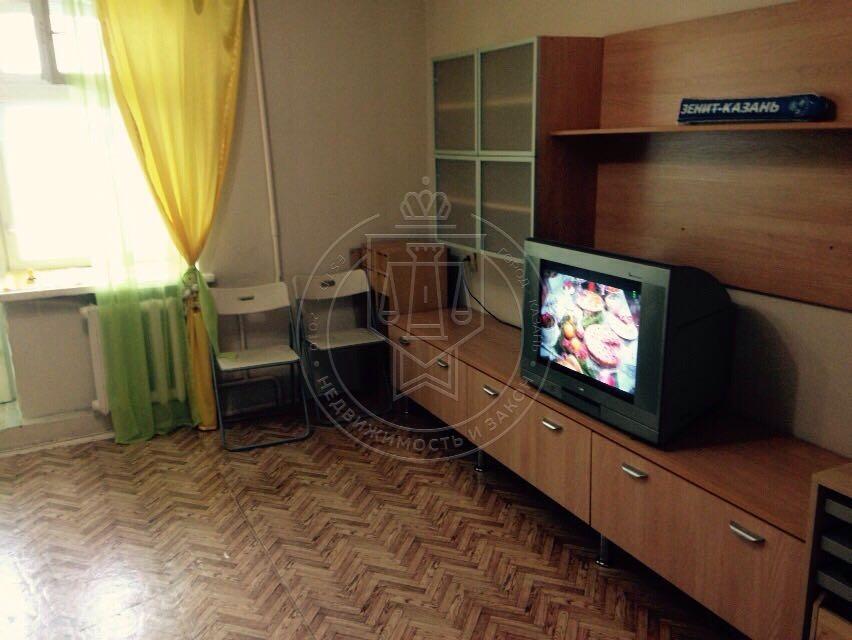 Аренда 1-к квартиры Азинская 2-я ул, 1а