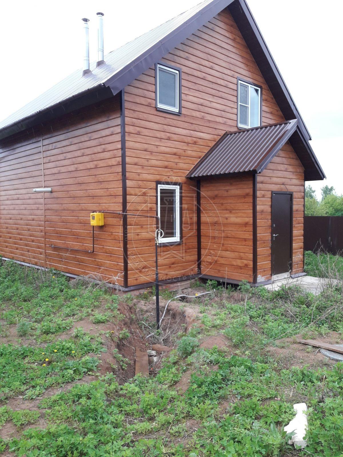 Продажа  дома п. Куюки, ул Центральная, 100.0 м² (миниатюра №1)