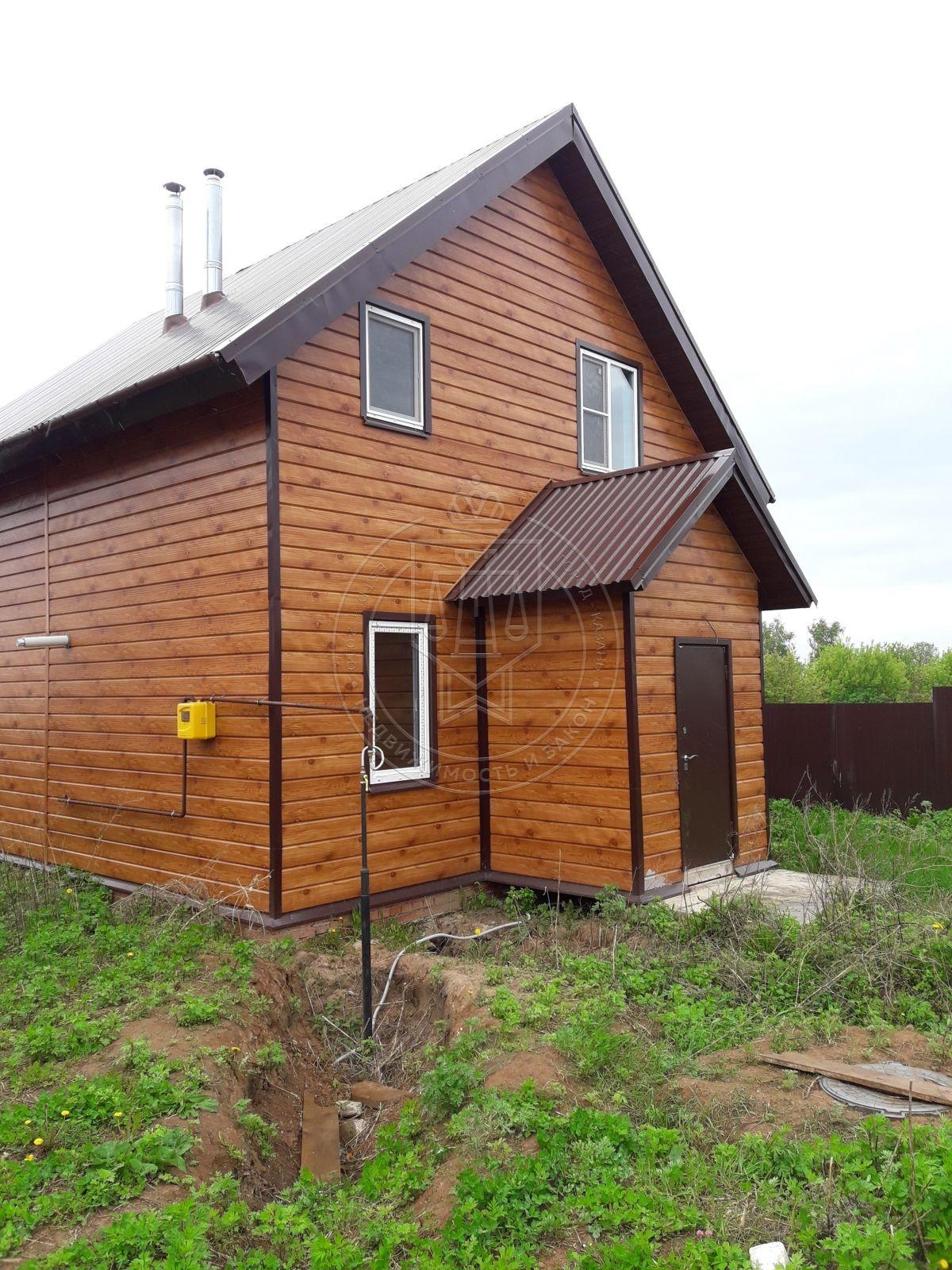 Продажа  дома п. Куюки, ул Центральная, 100.0 м² (миниатюра №4)