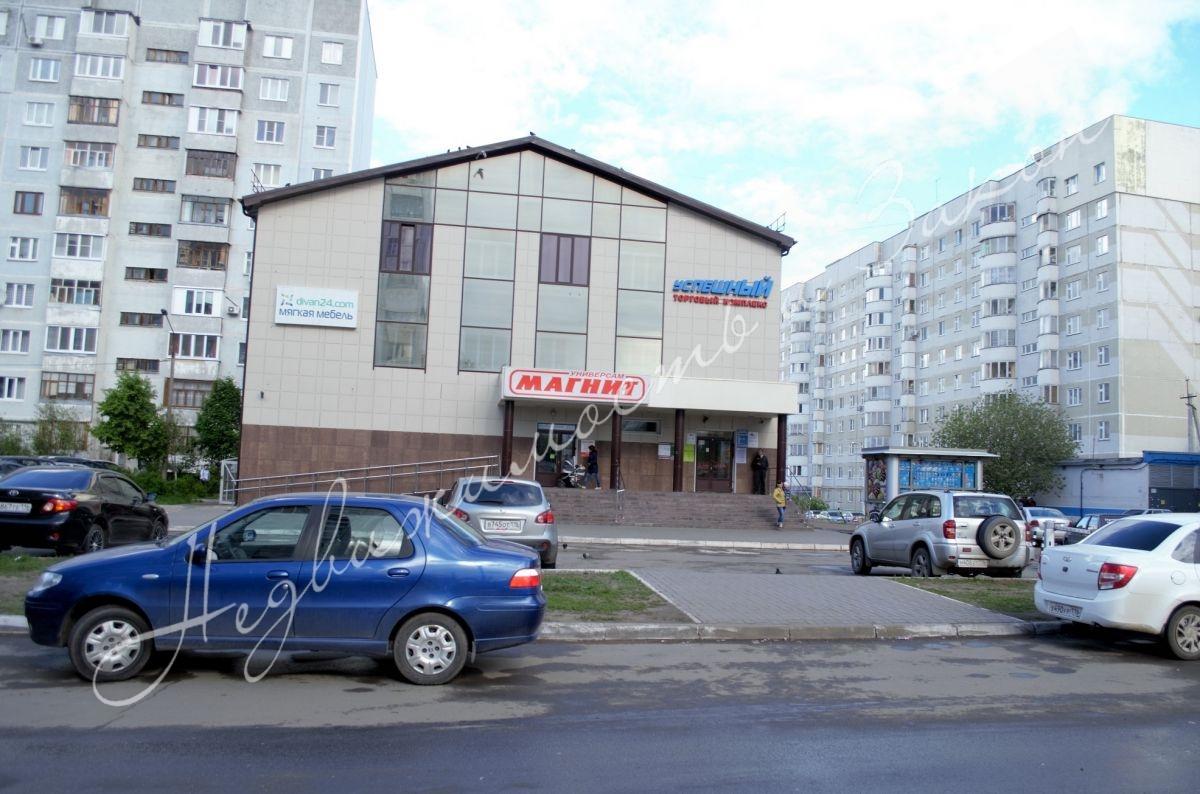 Продажа  офисно-торговые Юлиуса Фучика ул, 98а