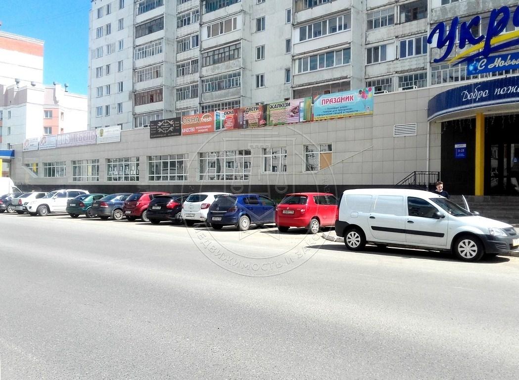 Аренда  помещения свободного назначения Комарова ул, 37
