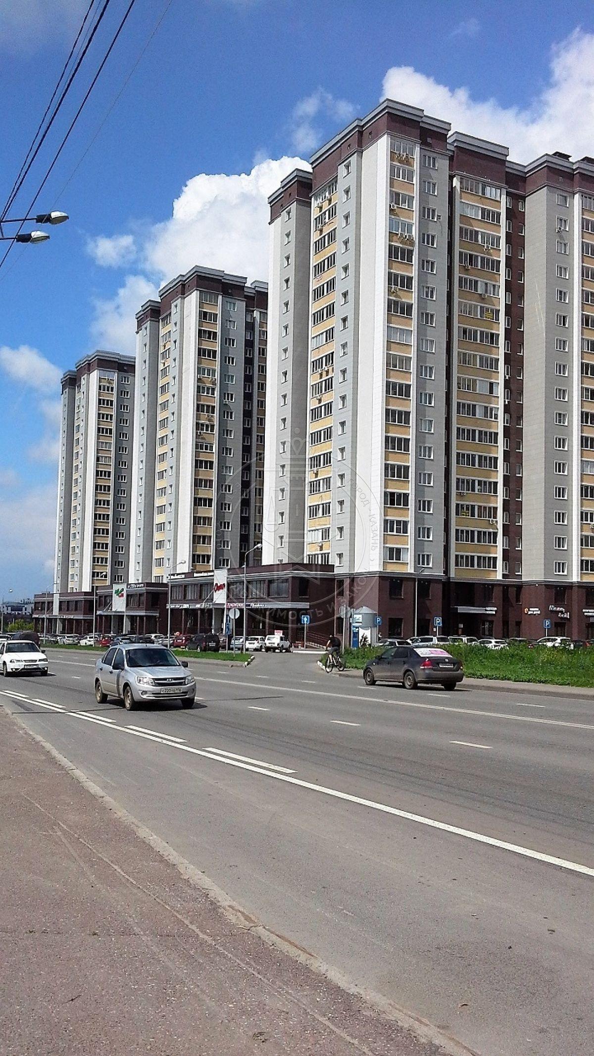 Продажа 1-к квартиры Альберта Камалеева пр-кт, 34в