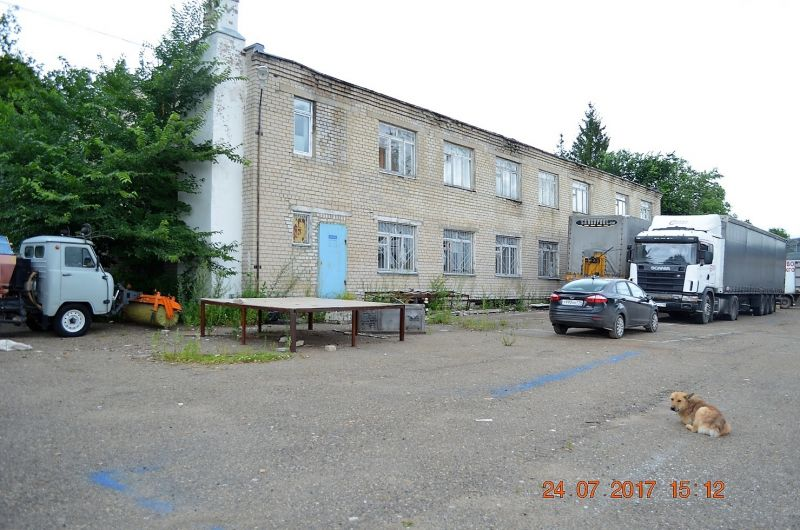 Продажа  склады, производства Полковая ул
