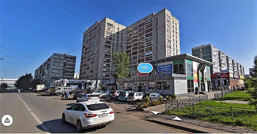Аренда  помещения свободного назначения Мусина ул, 68 б