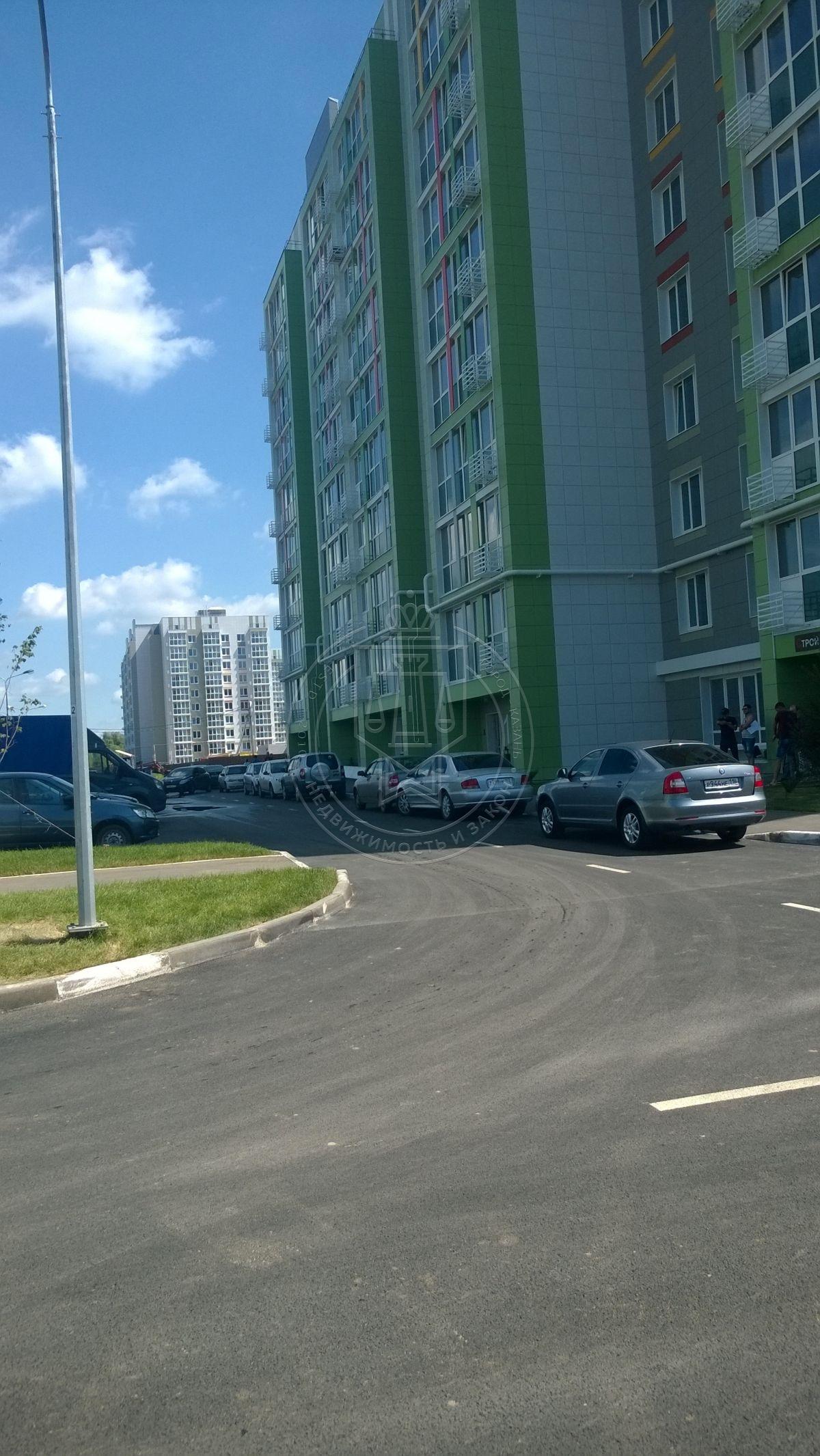 Продажа 1-к квартиры Мамадышский тракт, 32
