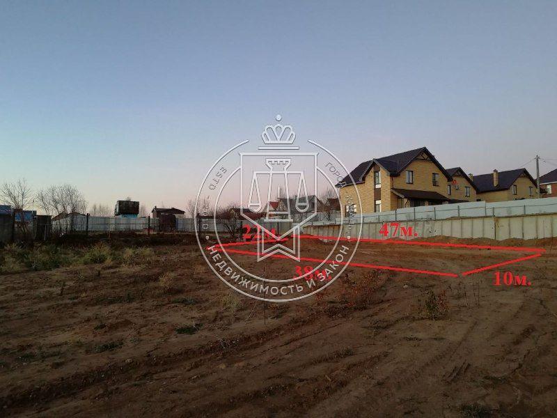 Участок на продажу по адресу Россия, Республика Татарстан, жилой массив Вознесенское, Центральная, 72 б