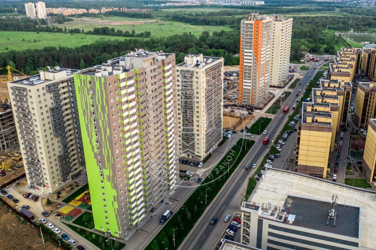 Продажа 1-к квартиры Рауиса Гареева ул, 2.6