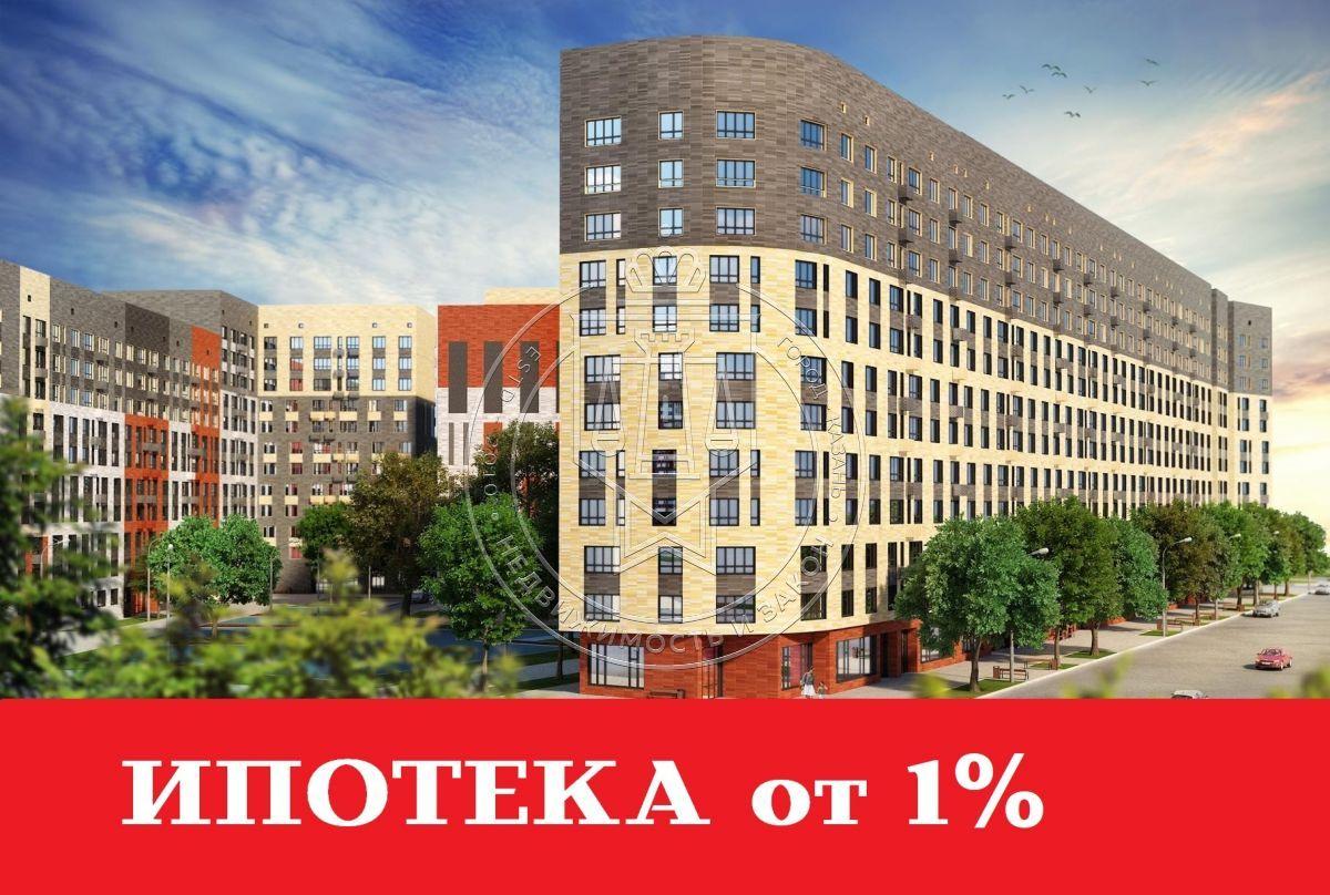 Продажа 1-к квартиры Баки Урманче ул, 6