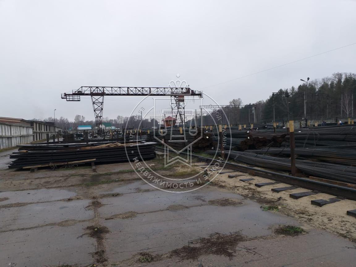 Аренда  склада Мелиораторов ул, 1а