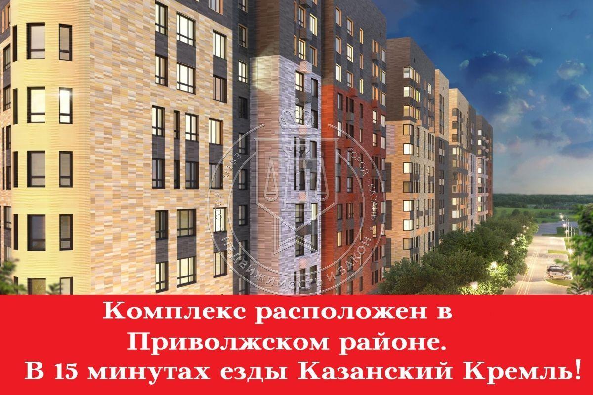 Продажа 2-к квартиры Баки Урманче ул, строительный 3