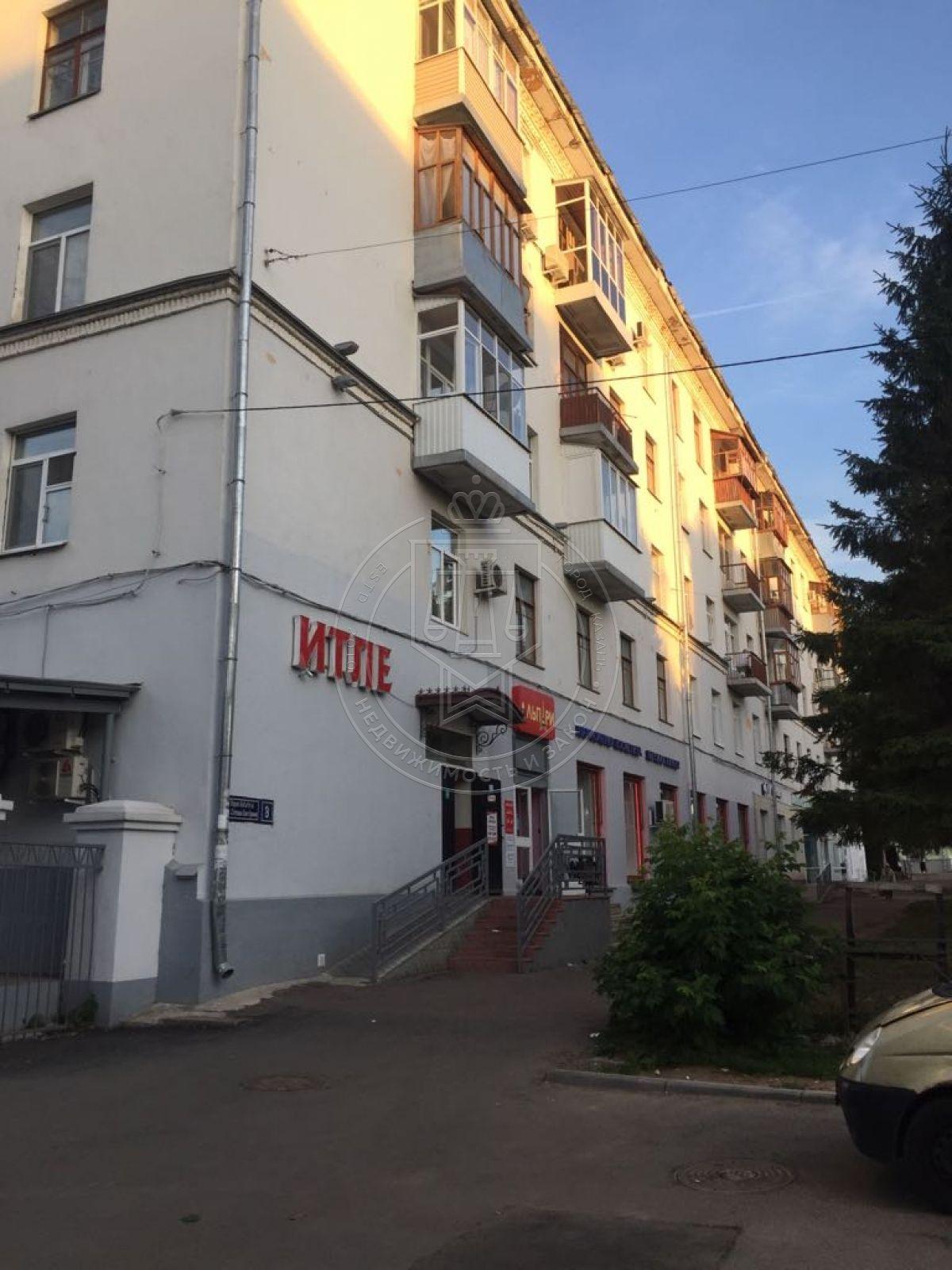 Продажа 3-к квартиры Халтурина ул, 8