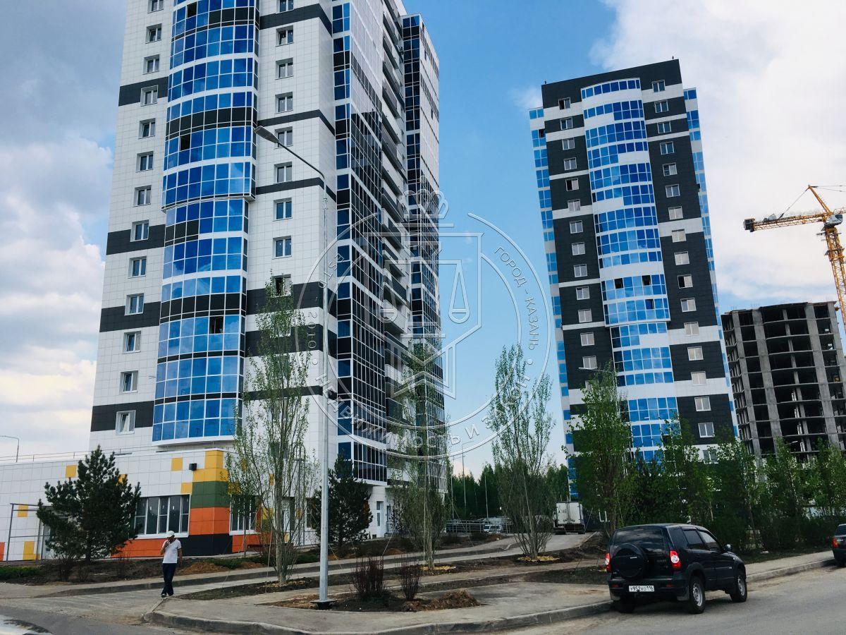 Продажа 2-к квартиры Уютная ул, строение 1.5