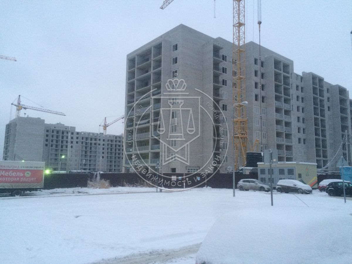 Продажа 2-к квартиры Фикрята Табеева ул, 4