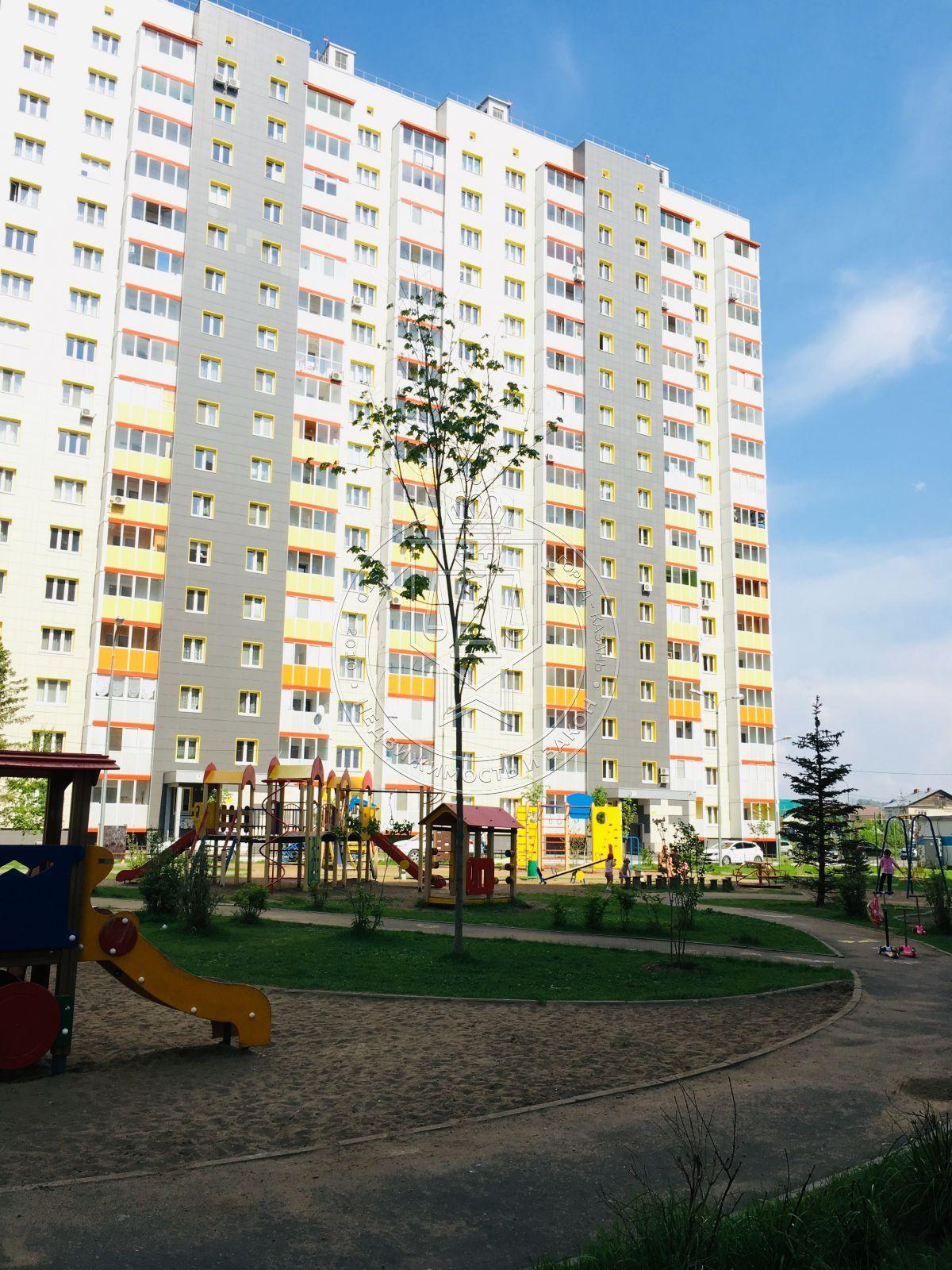 Продажа 3-к квартиры Натана Рахлина ул, 1-14