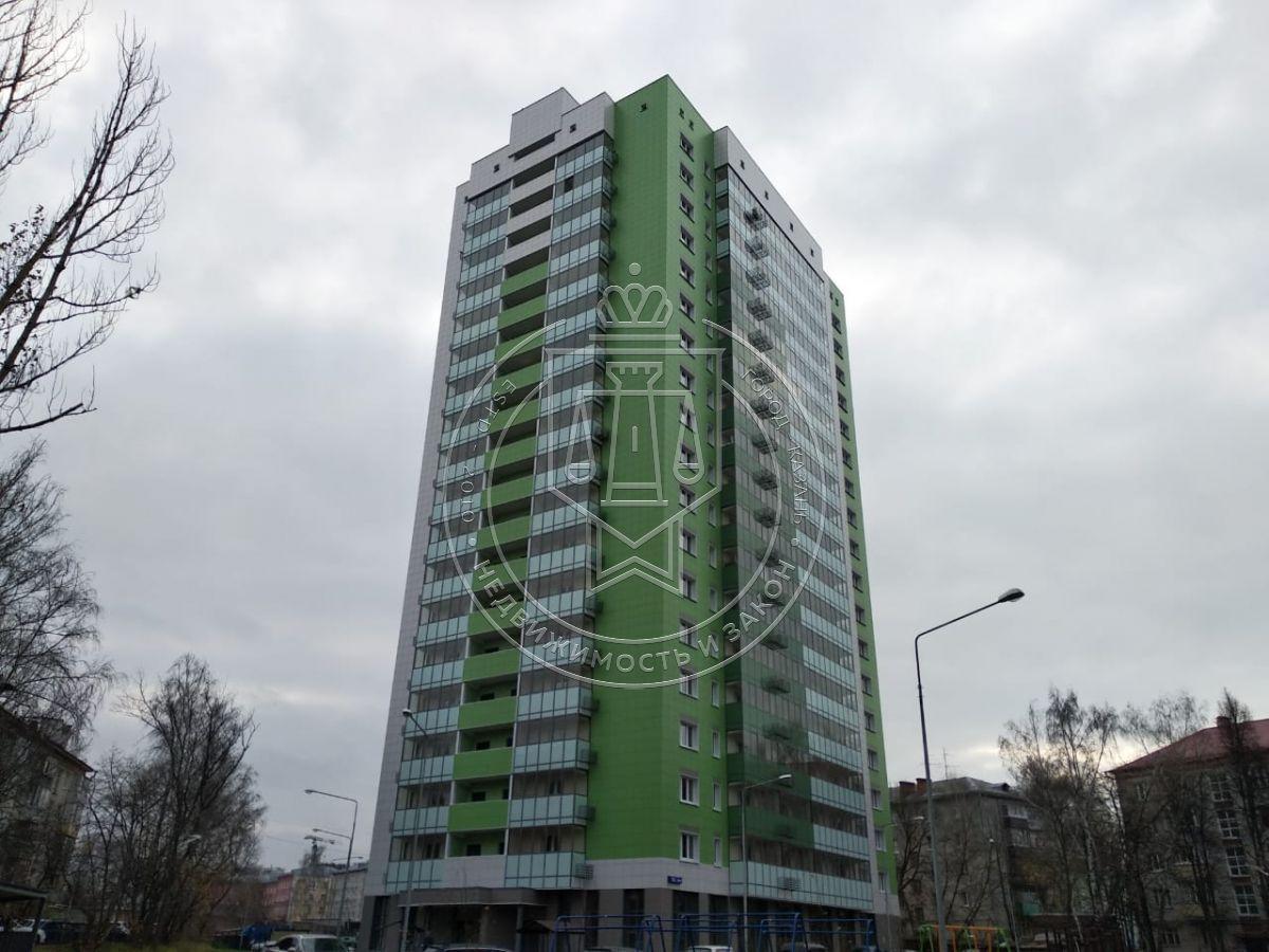 Продажа 2-к квартиры Бари Галеева ул, 3стр.