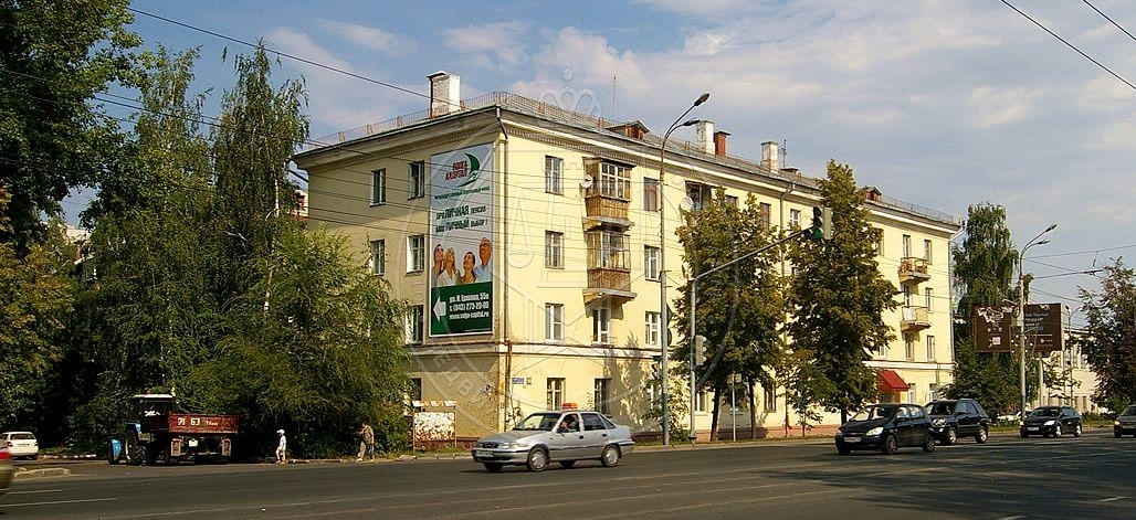 Продажа 3-к квартиры Николая Ершова ул, 55