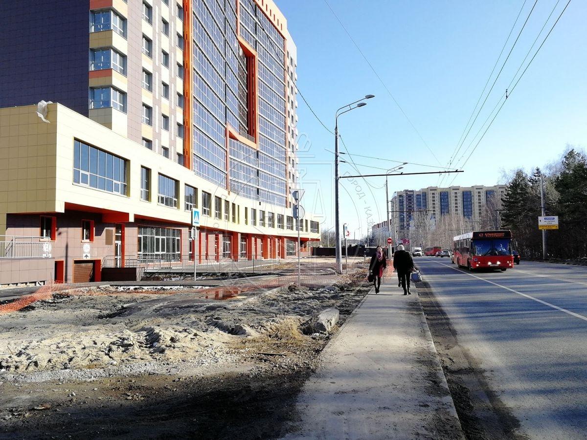 Аренда  помещения свободного назначения Хусаина Мавлютова ул,  ЖК Три Богатыря