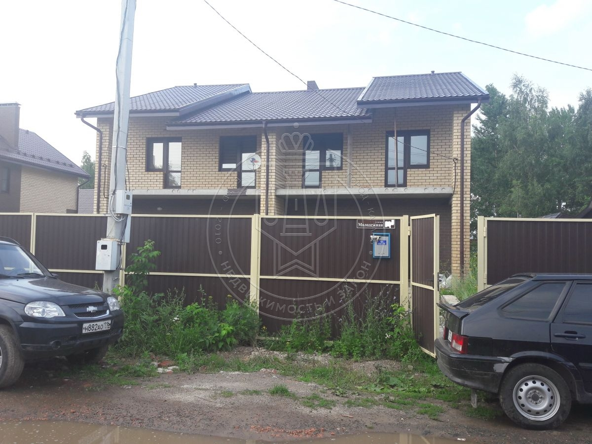 Продажа  дома Молодежная, 23д
