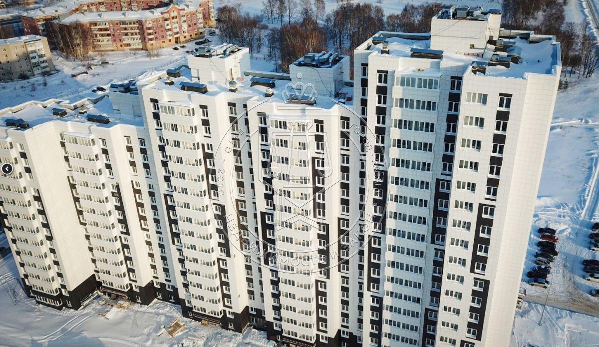 Продажа 1-к квартиры Залесная ул, 4