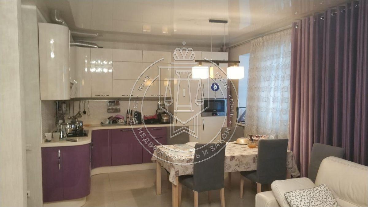 Продажа 3-к квартиры Габдуллы Кариева ул, 5