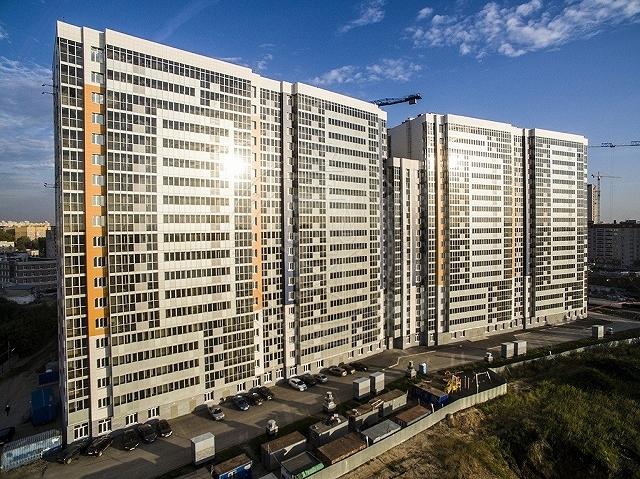 Продажа 1-к квартиры Гвардейская ул, 1 оч корпус 1