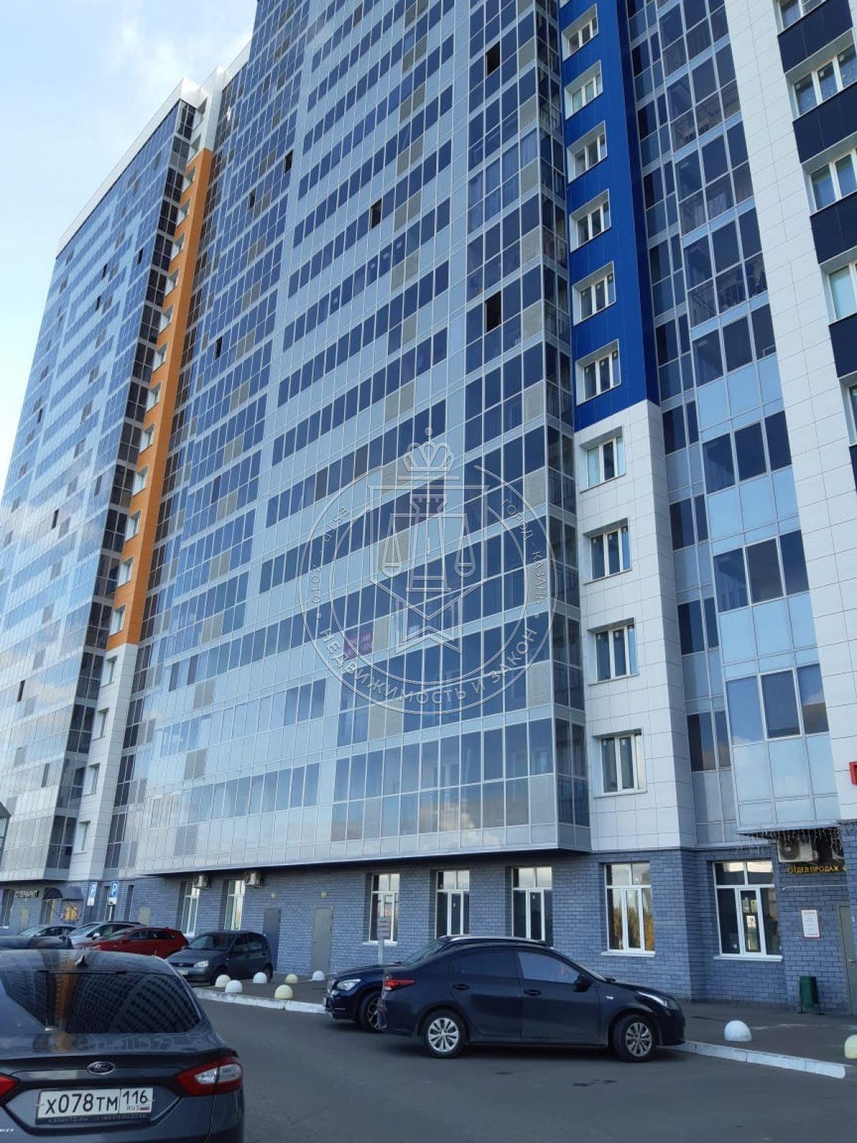 Продажа 1-к квартиры Аметьевская магистраль ул, 16