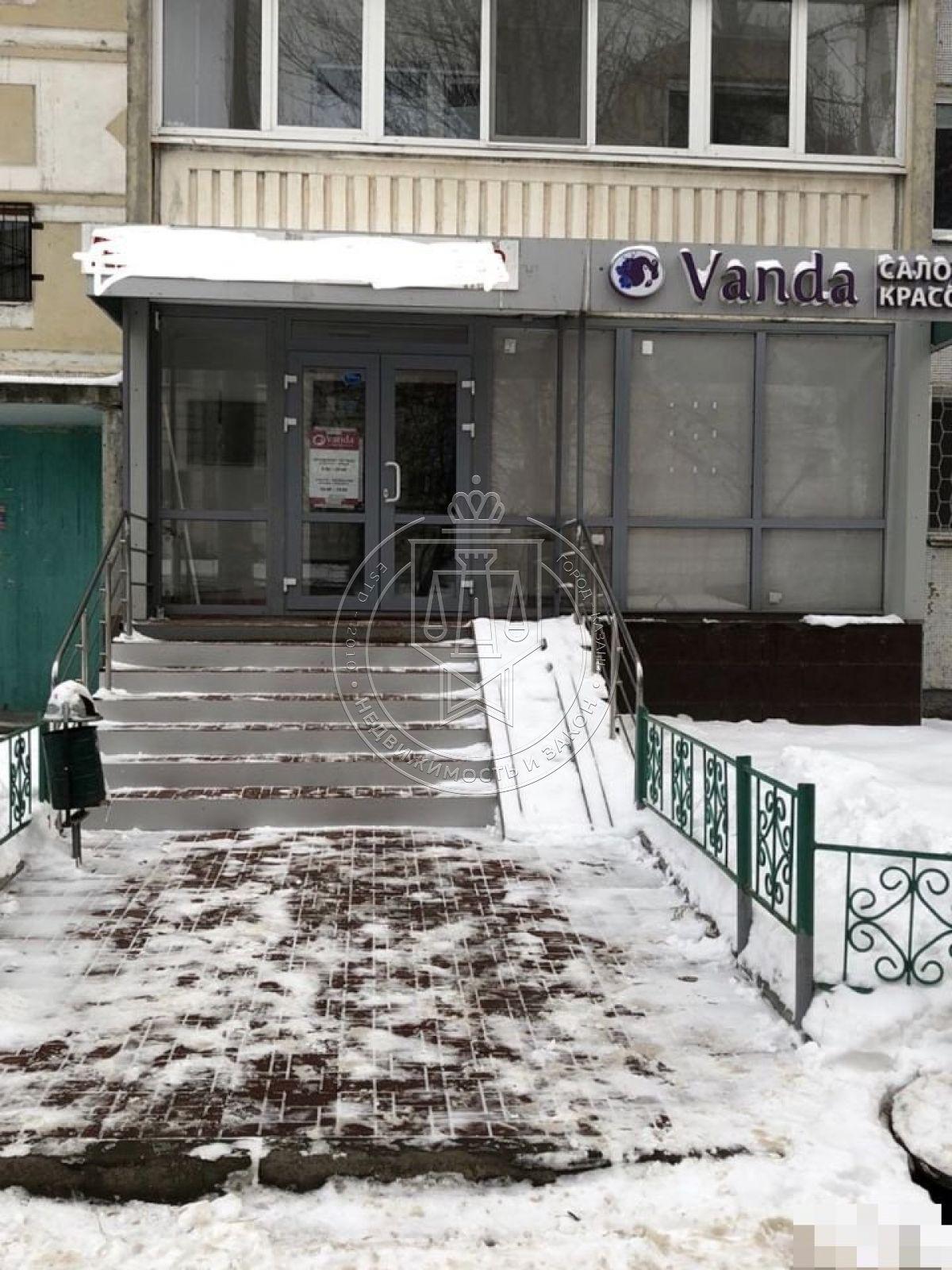 Аренда  помещения свободного назначения Рихарда Зорге ул, 72