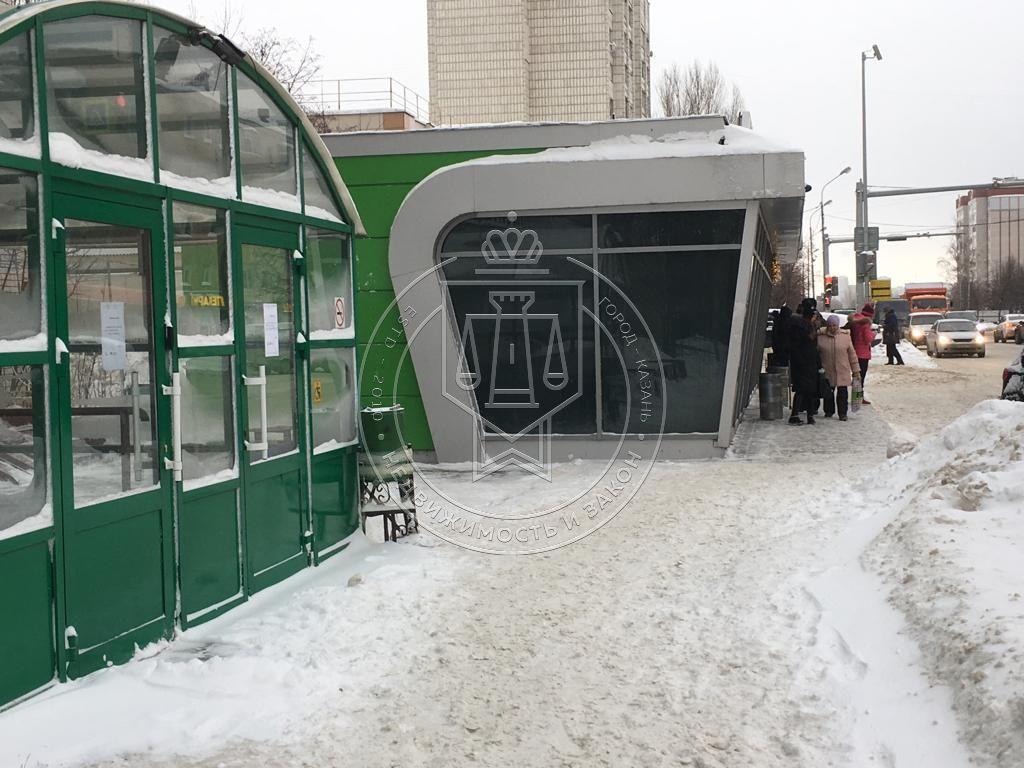Аренда  помещения свободного назначения Космонавтов ул, 41