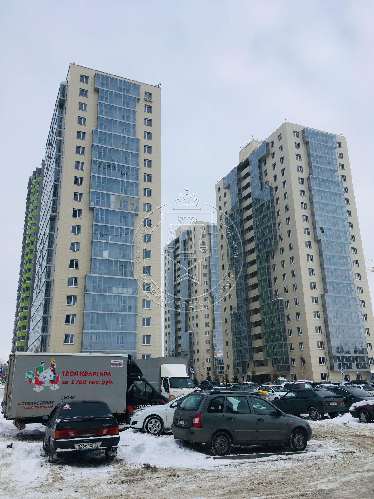 Продажа 1-к квартиры Оренбургский тракт, дом Береза