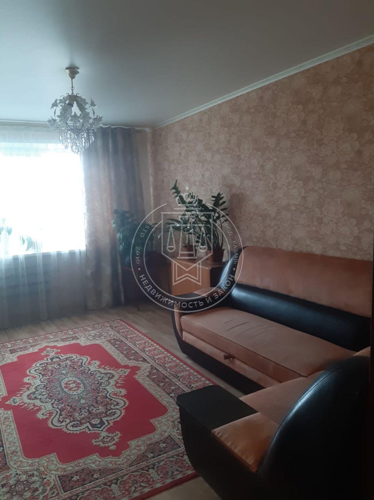 Продажа 3-к квартиры Кул Гали ул, 16