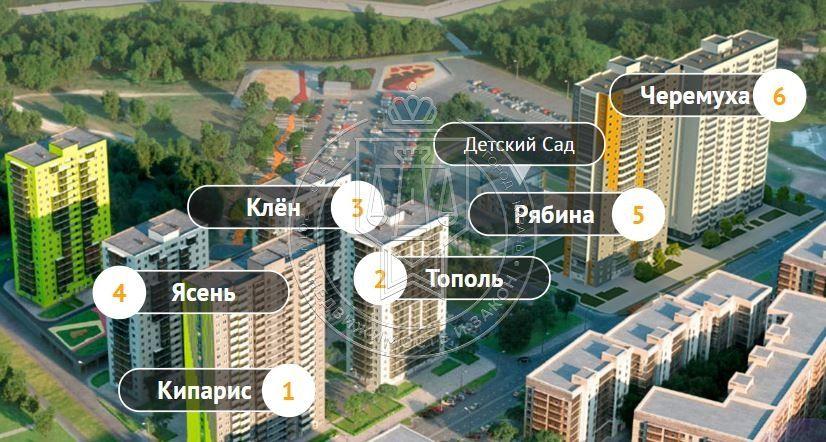 Продажа 2-к квартиры Рауиса Гареева ул, 5.2