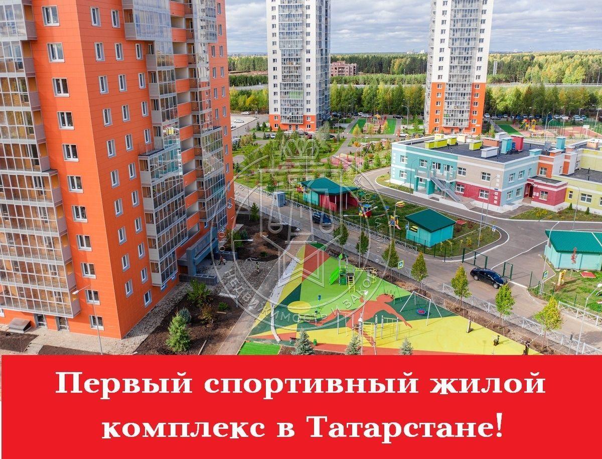 Продажа 3-к квартиры Детский проезд, строительный 1.1