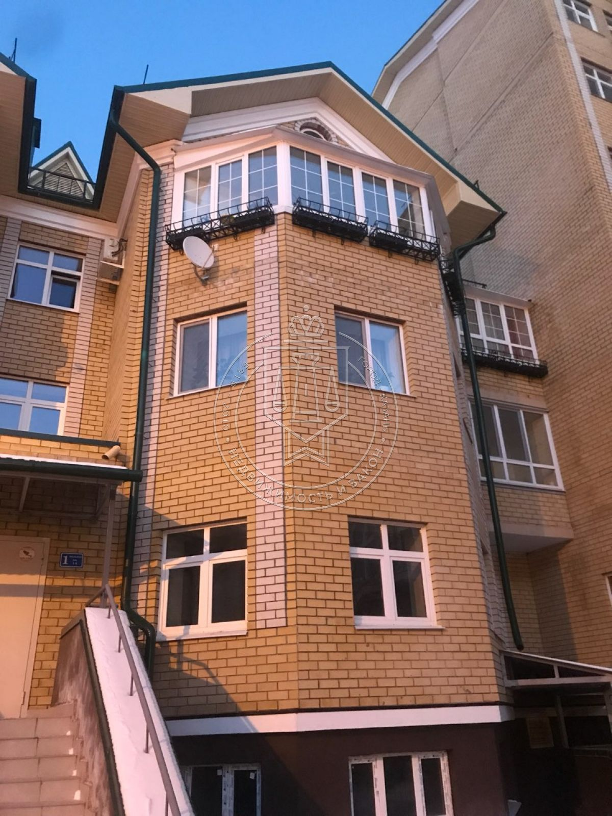 Продажа 3-к квартиры Гарифа Ахунова ул, 16 а