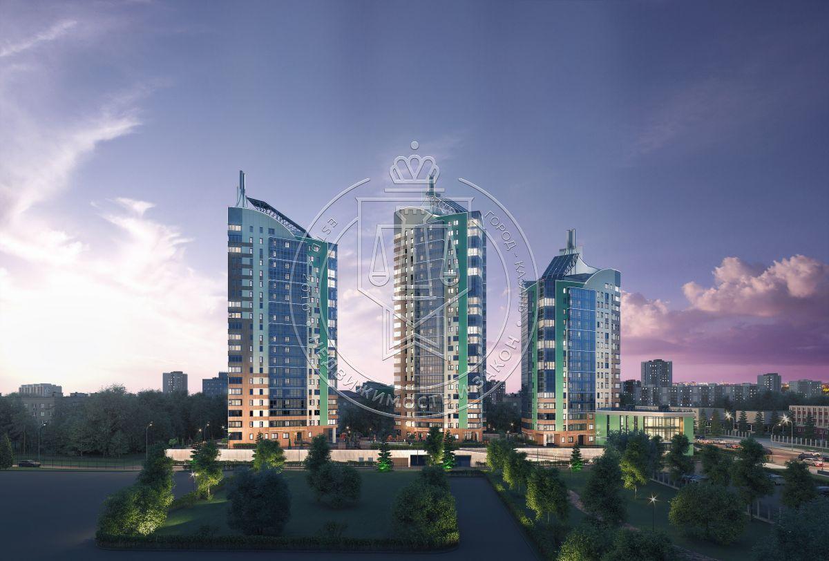 Продажа 1-к квартиры Оренбургский тракт, строение 3