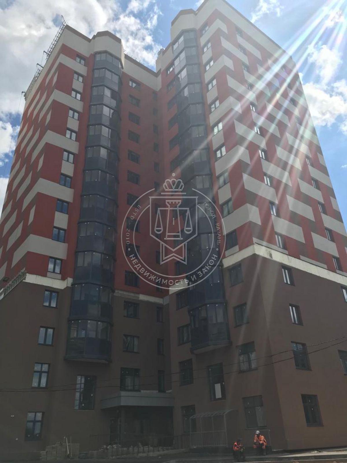 Продажа 1-к квартиры Баки Урманче ул, 17,2