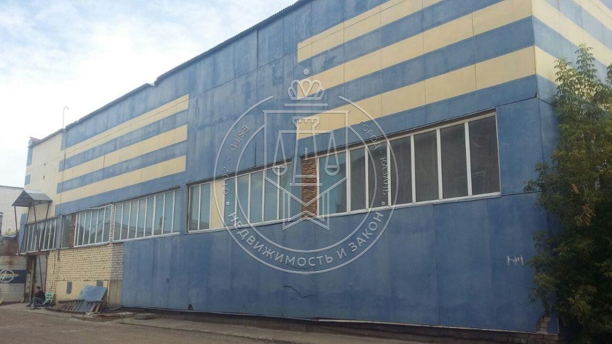 Продажа  склада Рахимова ул, 29