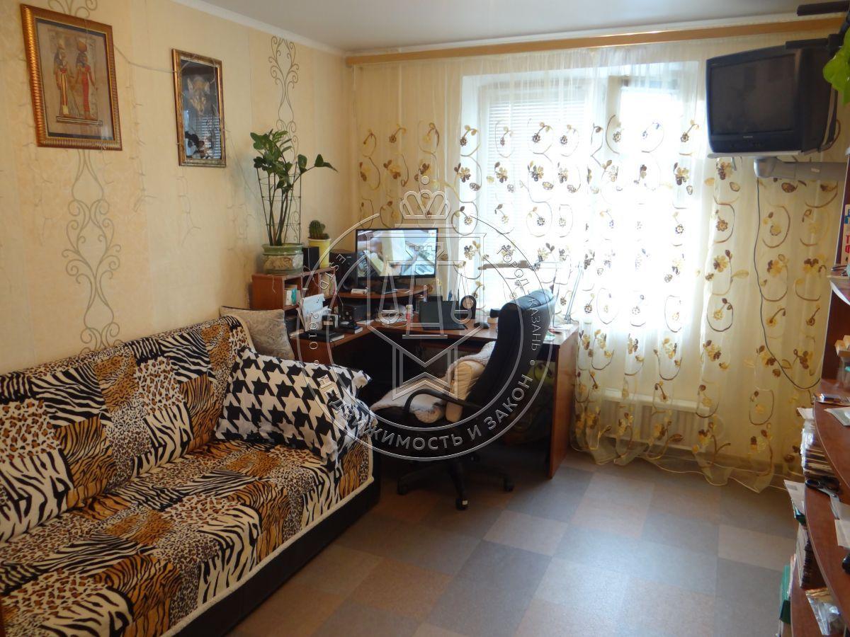Продажа 4-к квартиры Закиева ул, 39
