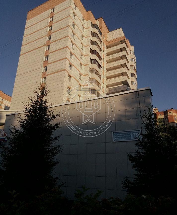 Продажа 2-к квартиры Ямашева пр-кт, 79
